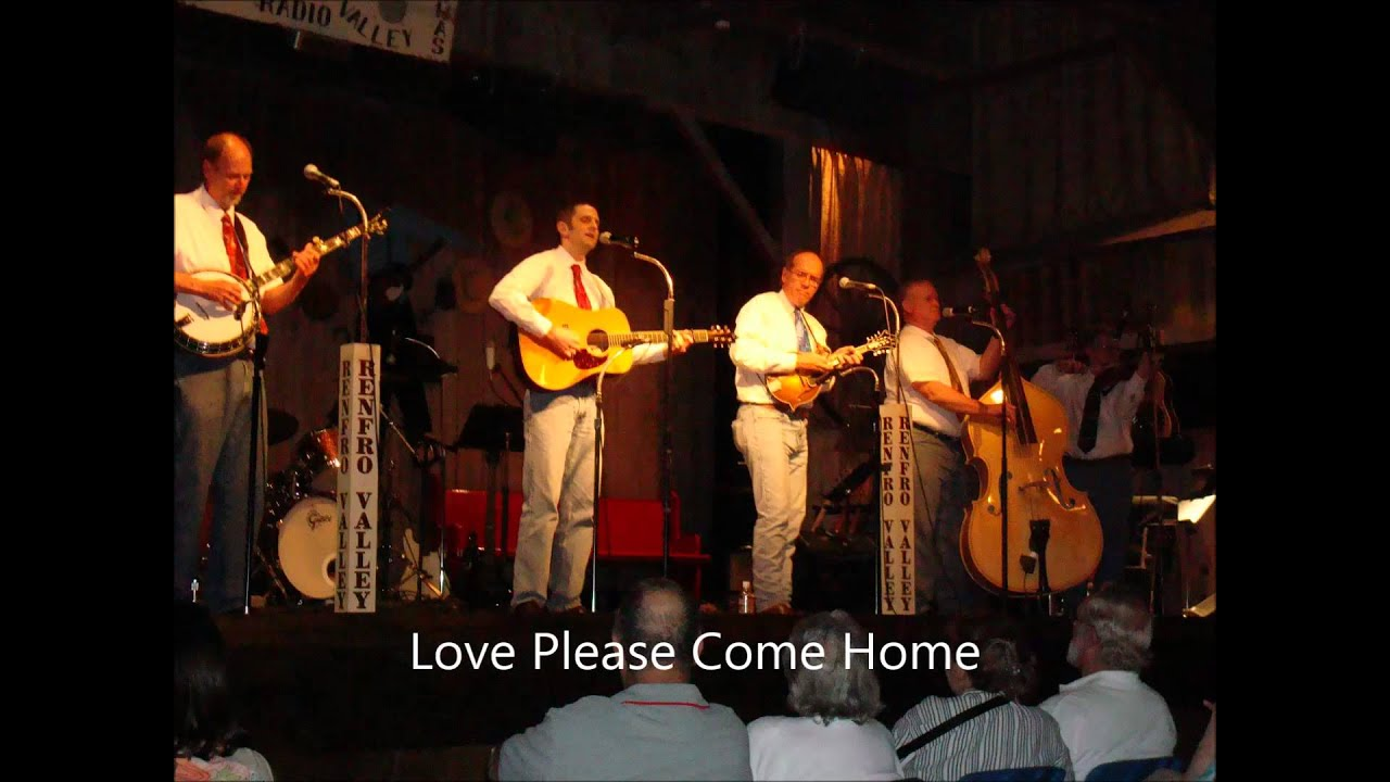 The Retread Bluegrass Band - Love Please Come Home - YouTube