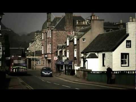 Comrie, Perthshire, Scotland