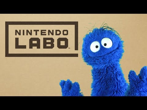 Nintendo Labo Discussion, Apparently!