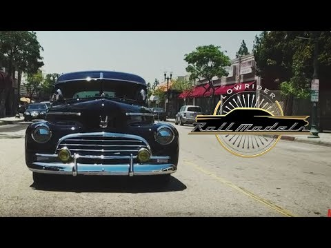 Rudy Campos & His 1946 Chevrolet Fleetmaster - Lowrider Roll Models Ep. 6