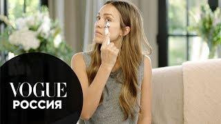 Джессика Альба показывает, как сделать макияж «без макияжа»