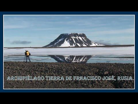 La Tierra de Francisco José. El Archipiélago más cercano al Polo Norte, Rusia