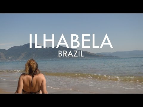 THE COOLEST ISLAND IN BRAZIL - ILHABELA |TRAVEL VLOG|