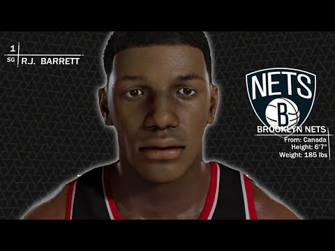 TRADED UP TO GET THE FIRST OVERALL PICK IN THE 2020 DRAFT! NBA 2K18 My Gm!