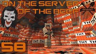 The Beefy Minecraft - Explosives and Horse Racing [Episode 58] VintageCraft Season 1