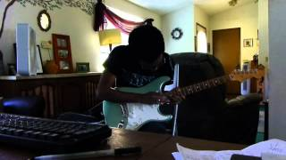 Inquisition-Astral Path to Supreme Majesties guitar cover