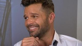 Ricky Martin On Balancing Fame & Family: