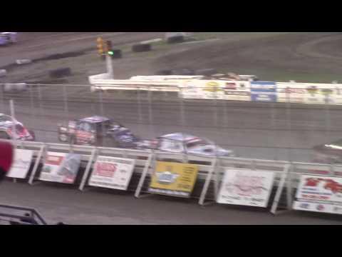 Nodak Speedway IMCA Sport Mod A-Main (5/21/17)