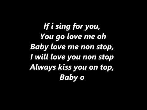 Runtown Mad over you lyrics