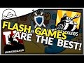 Why browser games and flash games are important