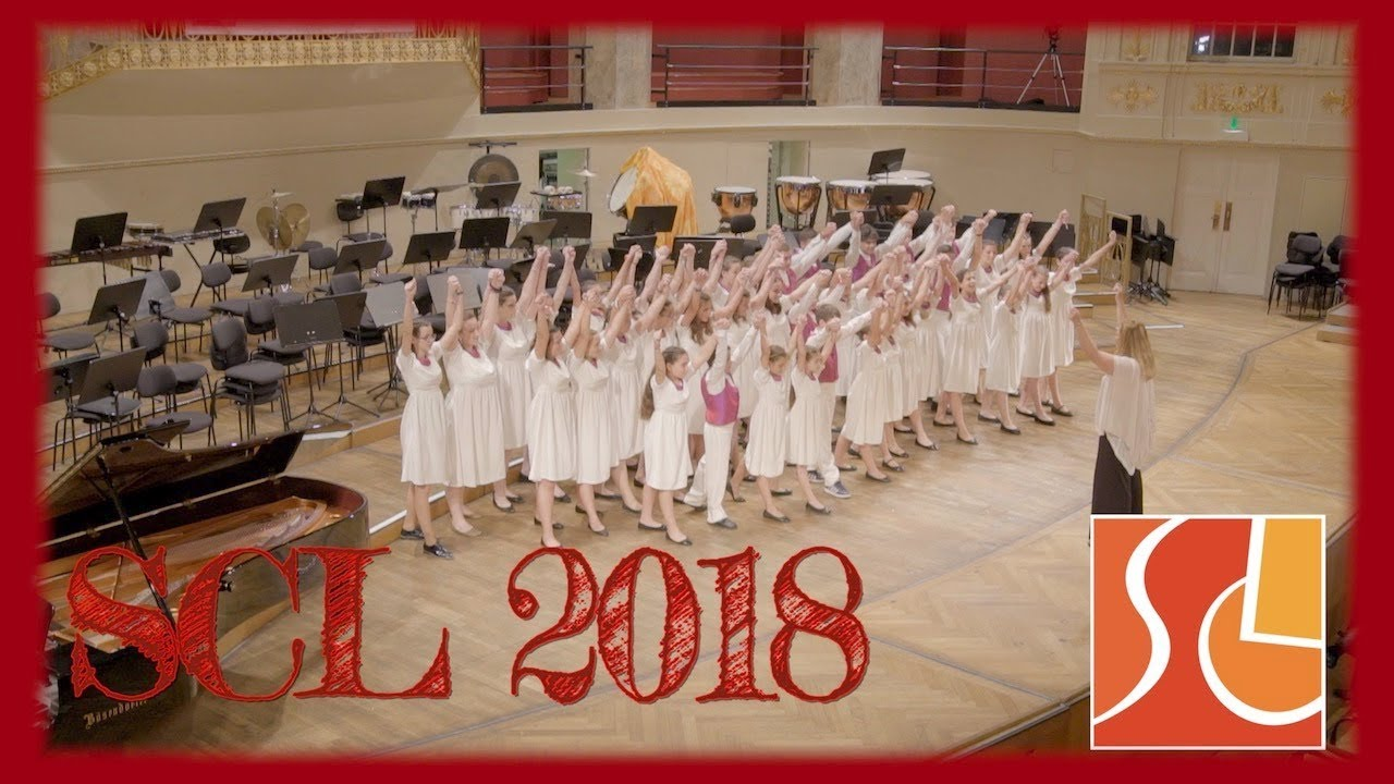 Corfu Children S Choir Scl Gala Winner Concert 2018