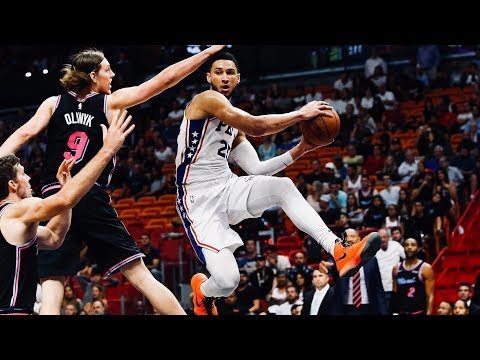 Ben Simmons Earned His Supermax Extension, His Playmaking Runs Philly | Best Assists From 2017-19