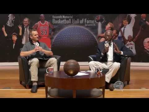 8 time NBA champion Satch Sanders on Andre Iguodola
