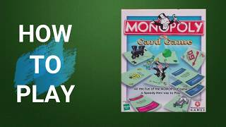How To Play Monopoly: The Original Card Game