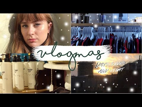 A TRIP TO CLIFTON + FAM FACETIME | VLOGMAS DAYS 7 + 8
