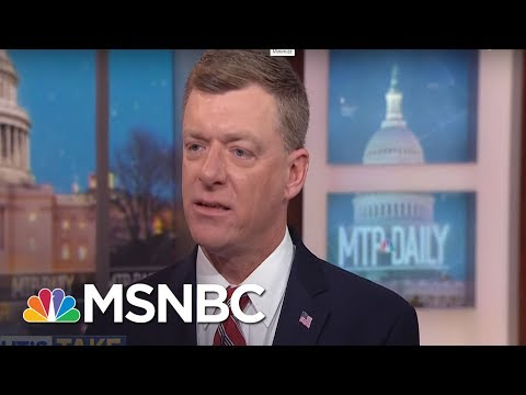 Does President Donald Trump Prefer An 'Unsettled Environment'? | MTP Daily | MSNBC
