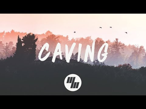 Justin Caruso - Caving (Lyrics / Lyric Video) ft. James Droll
