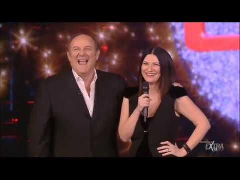 Laura Pausini -  Il mondo che vorrei -  @ Io Canto Christmas !!!!