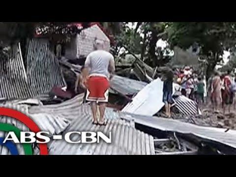 TV Patrol: 4 patay, 1 kritikal sa bumigay na water tank sa Bulacan