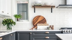 Interior Design - A Two-Toned Kitchen Makeover