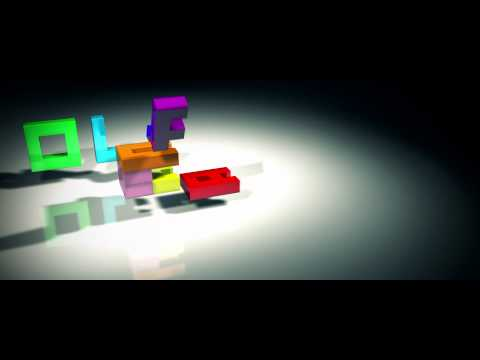 Creative Cinema Productions - Letter block animation [HD]