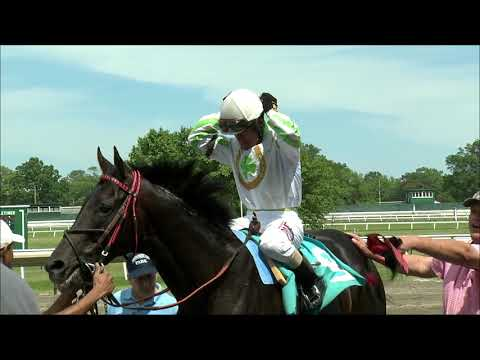 video thumbnail for MONMOUTH PARK 6-8-19 RACE 5