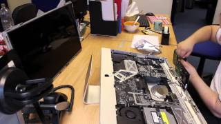 "27"" iMac Hard Drive Replacement"