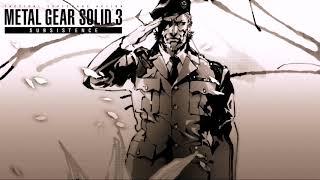 Metal Gear Solid 3 Snake Eater/Subsistence OST: Snake Eater (Japanese Version)