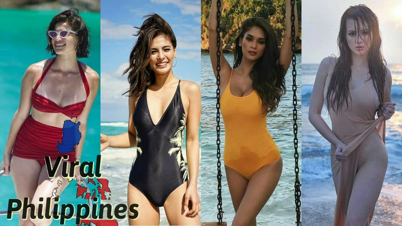 Whos The Hottest Pinay Celebrities In Bikini Summer 2017