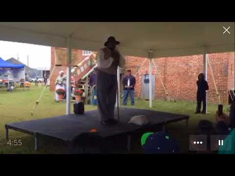 World Black History  Inalienable Rights Troupe Slave Dwelling Project