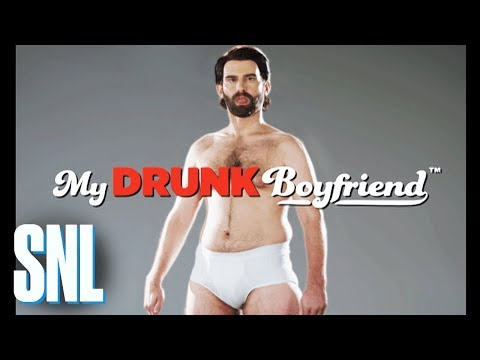 My Drunk Boyfriend - SNL