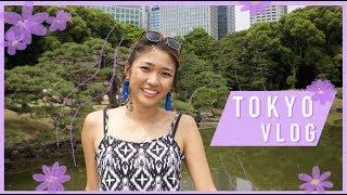 TOKYO VLOG + TRAVEL GUIDE   Joelle in Japan pt 1