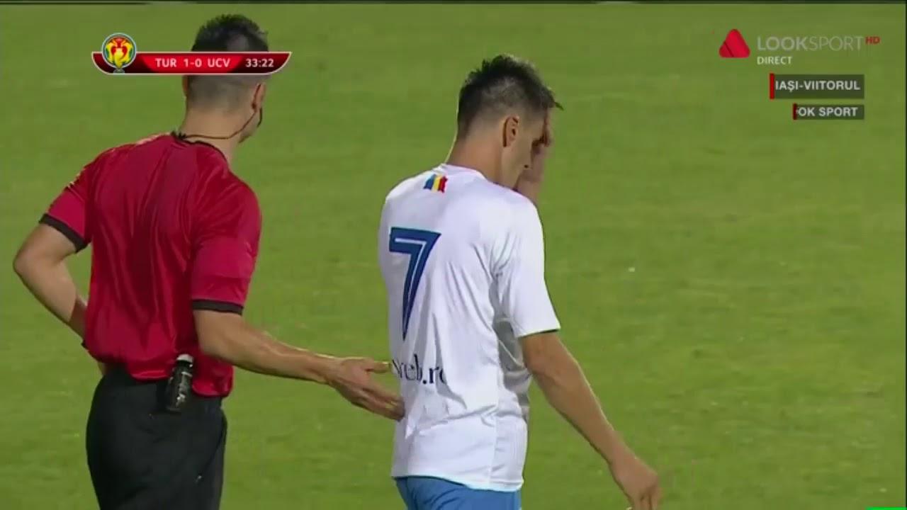 Turnu Magurele - U Craiova 1-0 min 32, gol Fotescu - Cupa Romaniei Optimi