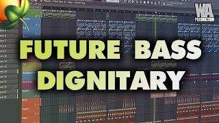 Future Bass Dignitary | FL Studio Template (+ Samples, Stems & Presets)