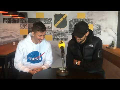 Q&A   Mitchell te Vrede en Luka Ilic beantwoorden vragen 🎙👇