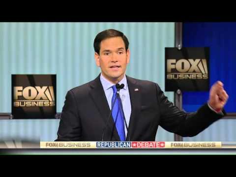 Rubio: Obama has tried to undermine the Second Amendment