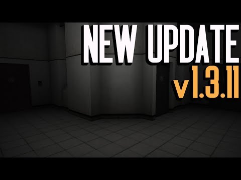 SCP Containment Breach - New Update (v1.3.11) - Full Playthrough