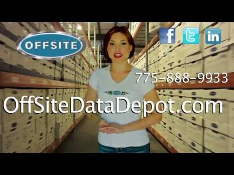 Offsite Records Storage & Management Explained