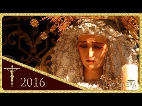Nuestra Señora de las Lágrimas en Orfila - La Exaltación (Semana Santa de Sevilla 2016)