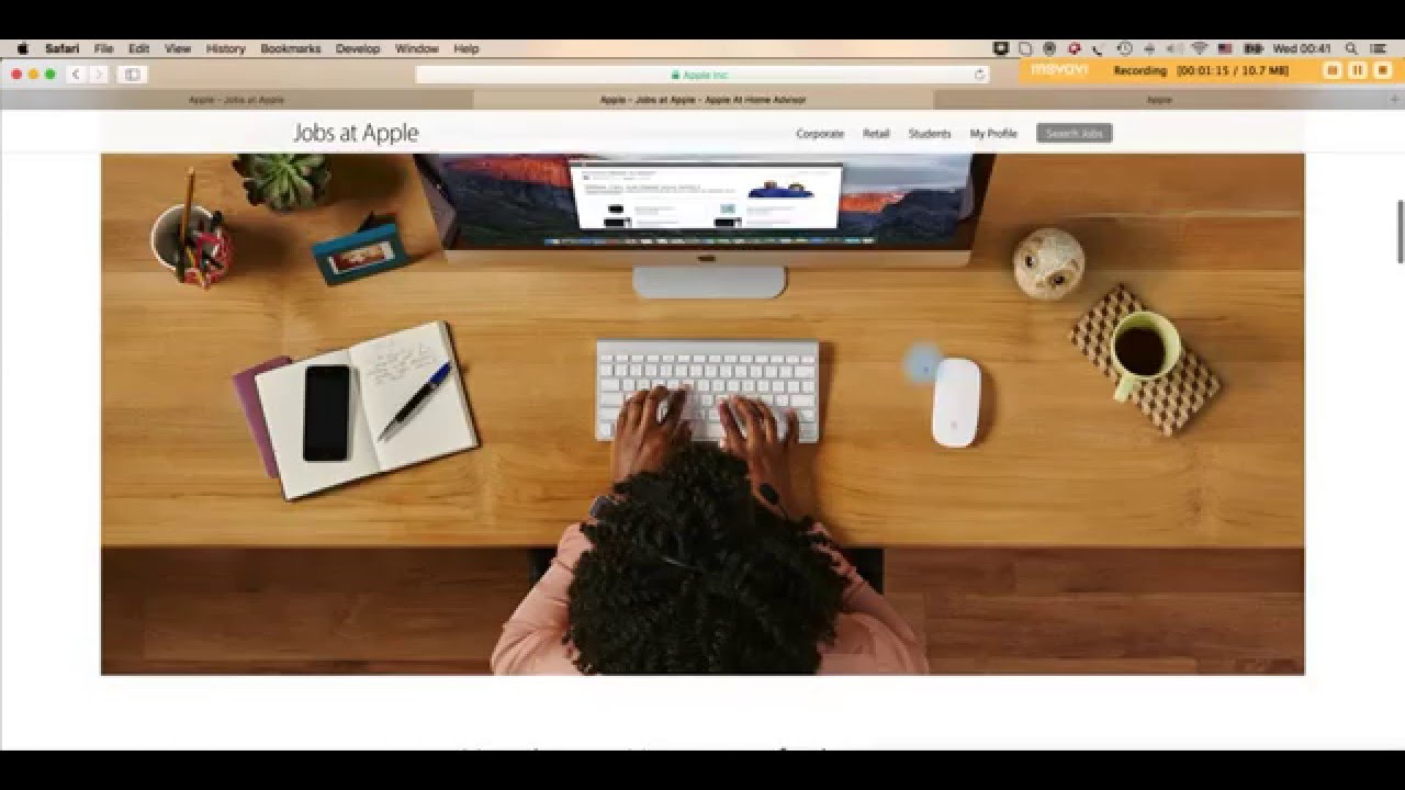 How To Work In Apple From Home As Part Time Job