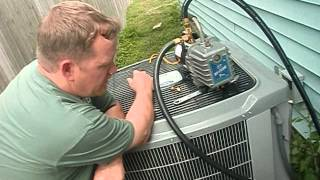 HVAC : Recovery ? Vacuum ? | Rochester Heating & Air | Air Conditioning  Service Louisville