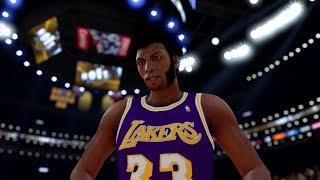 NBA 2K19: Kareem Day