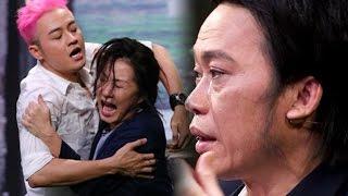 Hoài Linh nghẹn ngào khi Hồng Đào diễn vai người mẹ điên trong Ơn Giời Cậu Đây Rồi