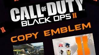 Black Ops 2 Copy Emblem Glitch (2016/2017)
