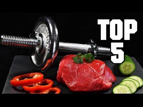 Muskelaufbau | Top 5 | Prof. Ingo Froböse