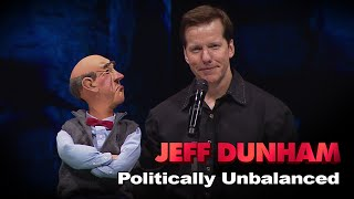 Walter's thoughts on the 2016 election | JEFF DUNHAM: Politically Unbalanced Ep. 1