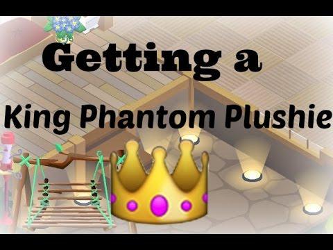 Getting a KING PHANTOM PLUSHIE In My Claw!
