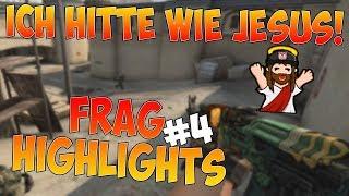 ICH HITTE WIE JESUS! Frag Highlights #04