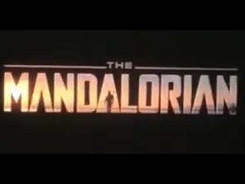 Star Wars Mandalorian Trailer