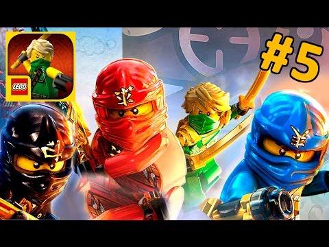 Игра Lego Ninjago Tournament - обзор и прохождение на русском языке. Кока Плей